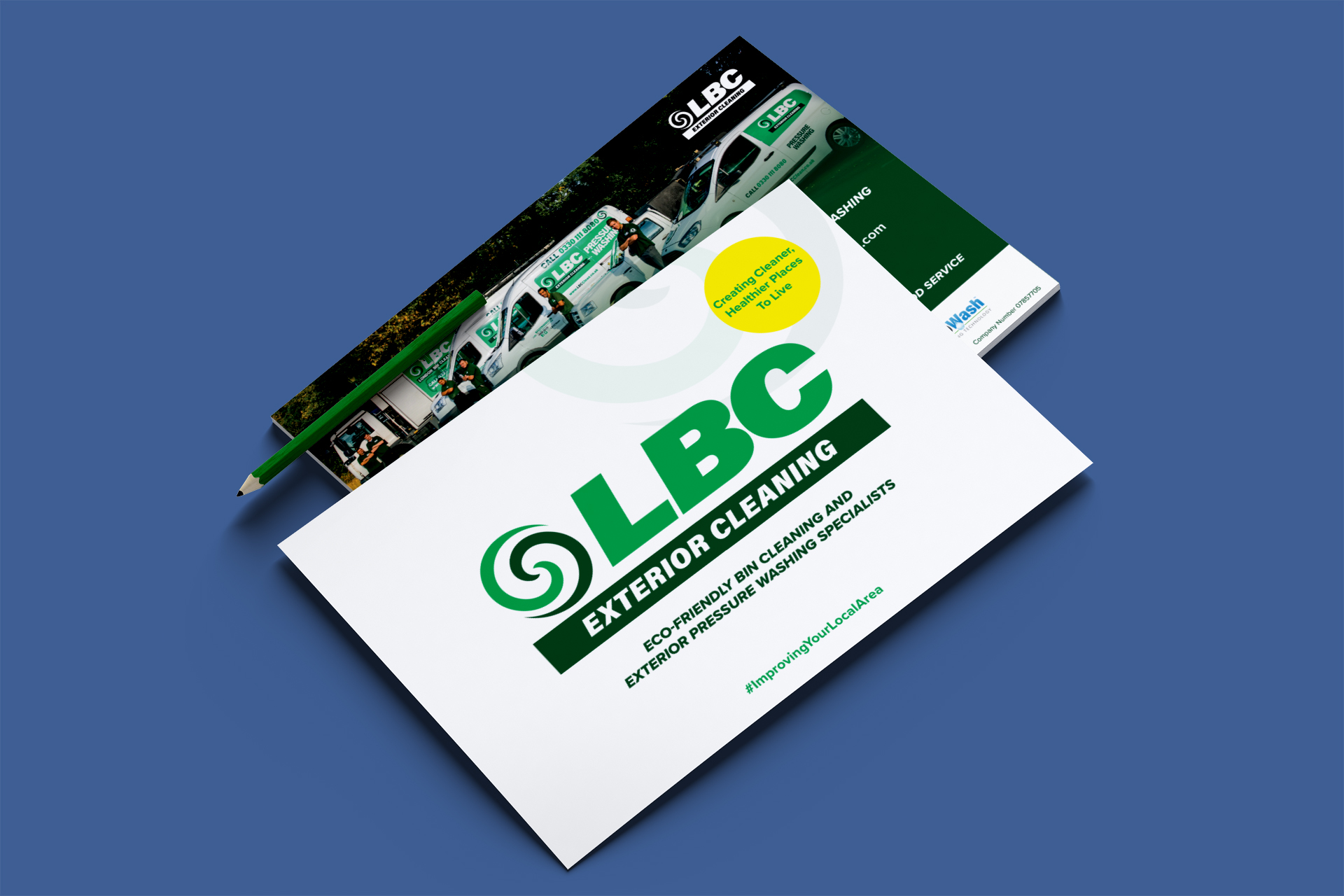 LBC video card design image