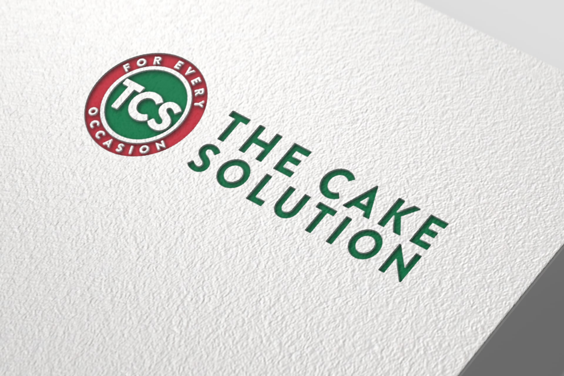 The Cake Solution